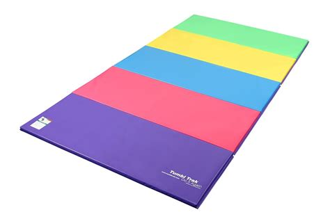 Tumbl Trak Folding Gymnastics Tumbling Panel Mat