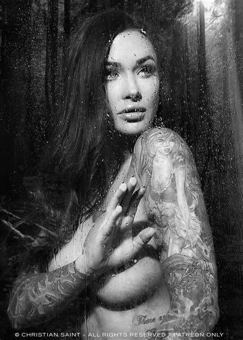 Christian Saint is creating Photography, Videos, Photoshop Tutorials & Tattoo Model Books