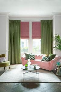 Living, Room, Curtains