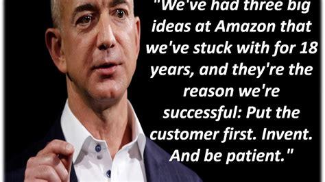 Jeff Bezos Quotes - YouTube