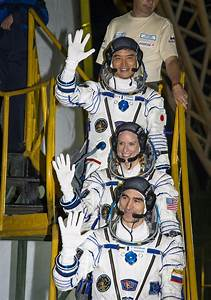 New Crew Members, Including NASA Biologist, Launch to ...