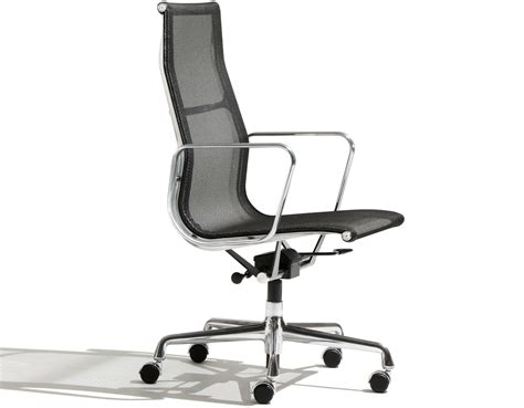 eames 174 aluminum executive chair hivemodern