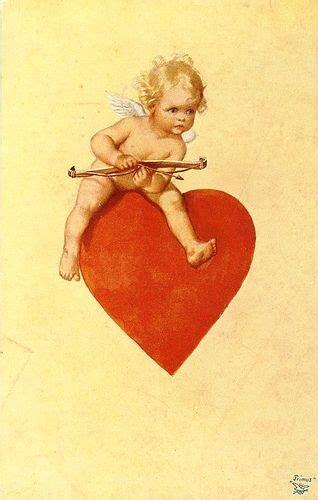 images  vintage valentines  pinterest postcards valentine day cards  vintage