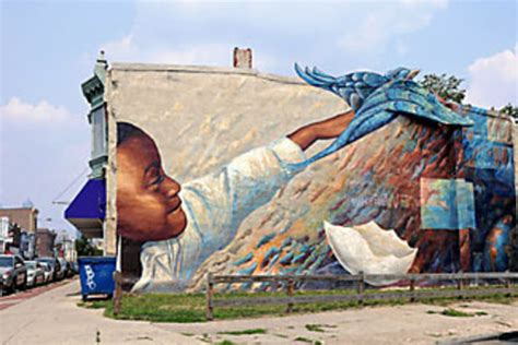 Philly Mural Arts Letters by Philadelphia Picture Show Csmonitor