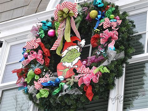 The Grinch Outdoor Decorations - serendipity refined decorations in
