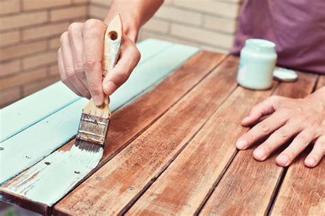 Holztüren Streichen Welche Farbe by Tisch Streichen 187 Welche Farbe Eignet Sich Am Besten
