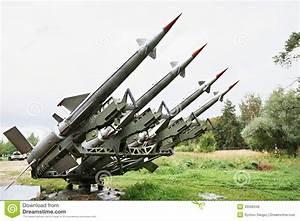 Russian Rockets C-125 Pechora Royalty Free Stock Photos ...