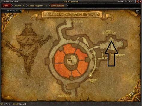 Upper Black Rock Spires (wod) Dungeon  Universe Guide