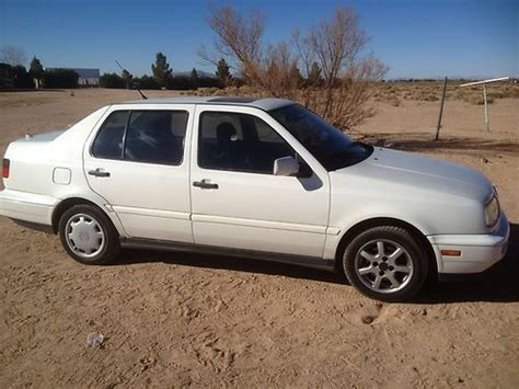 Sell Used 1998 Volkswagon Jetta Gt White Automatic 2.0