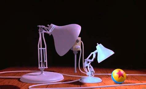 pixar shorts collection luxo jr 1986