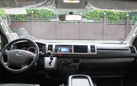 toyota hiace interior 2016 toyota hiace review and specs toyota camry usa