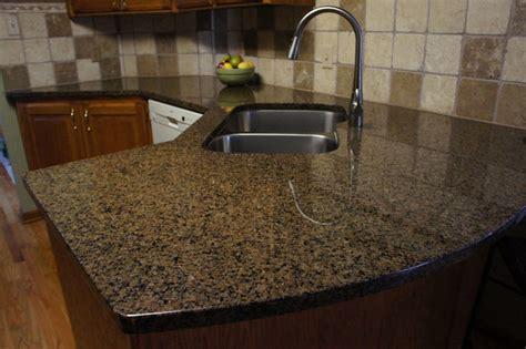 tropic brown heartland granite quartz