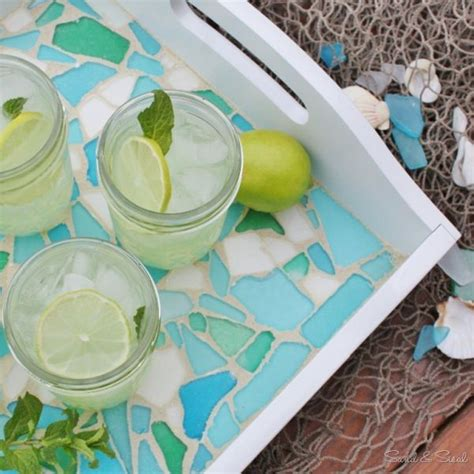 favorite handmade tray projects  easy diy serving trays