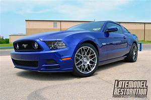 Cars Next: Late Model Restoration begins 2013 Mustang 'Project High Impact'