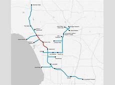 Elon Musk's Boring Company reveals map of LA tunnel system