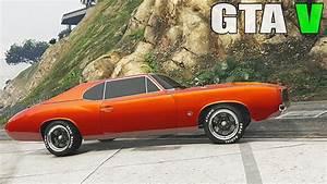 Grand Theft Auto V - Customizing Declasse Stallion and ...