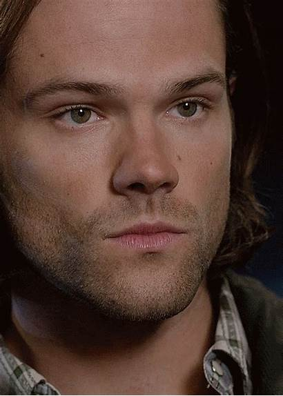 Supernatural Jared Padalecki Sam Winchester Eye Change