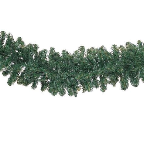 unlit garland 9 x14 quot 280 tips holiday leds