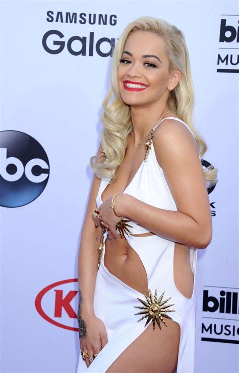 RITA ORA at 2015 Billboard Music Awards in Las Vegas ...