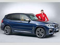 Video BMW X3 2017 autobildde