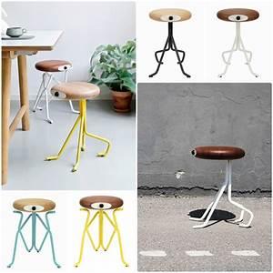 Dänisches Design Möbel : d nisches m bel design holzhocker von phillip grass ~ Frokenaadalensverden.com Haus und Dekorationen