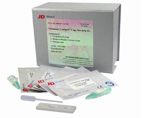 Trichomoniasis Test At Home by Trichomonas Vaginalis T V Rapid Test Jtvag 01