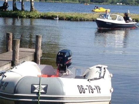 Rubberboot Buitenboordmotor by Rubberboten Watersport Advertenties In Zuid Holland