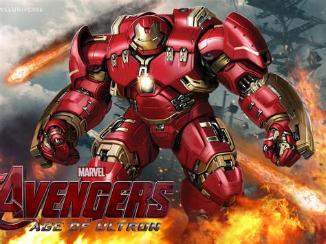 avengers age  ultron hulk buster desktop hd wallpaper