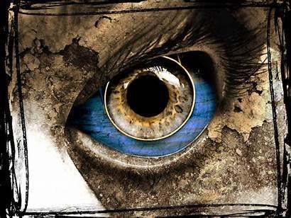 Horror Eyes Wallpapers Scary Creepy Desktop Ghost