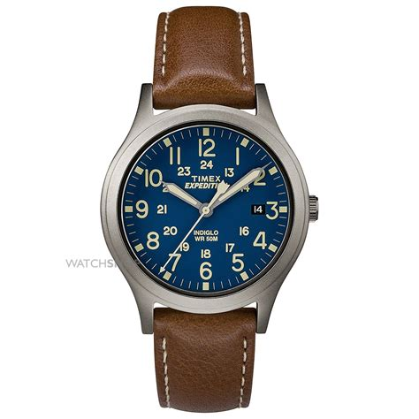 s timex expedition scout tw4b11100