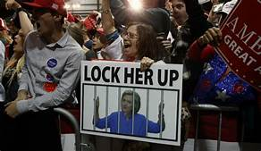 Lock Her Up Or America is Doomed | Opinion - Conservative