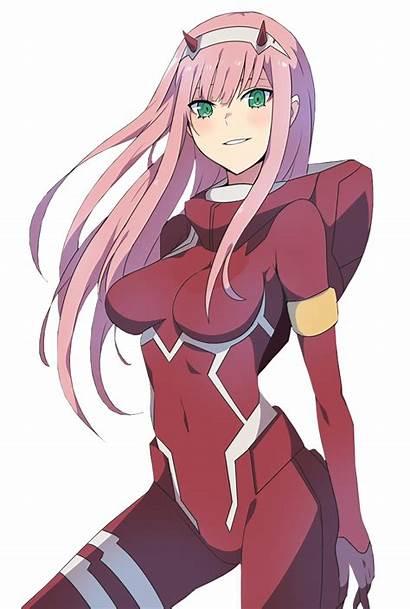 Zero Demon Darling Franxx Fanart Anime 002
