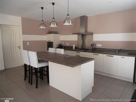 salon et cuisine décoration d 39 un salon séjour cuisine entrée tendances et