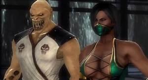 Image - Jade And Baraka.jpg | Mortal Kombat Wiki | Fandom ...