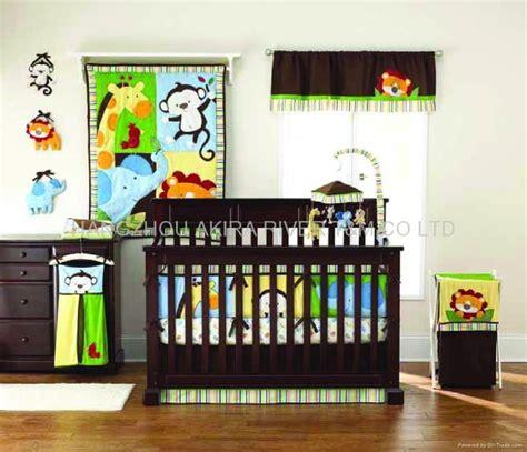 jungle theme nursery baby boy