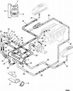 Mercruiser 350 Mag Mpi Alpha    Bravo Closed Cooling System