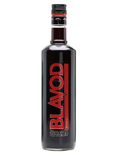 what is black vodka blavod black vodka i want it black