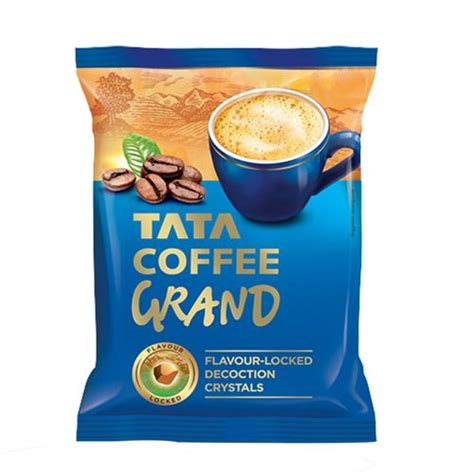 Get detailed tata coffee stock price news and analysis, dividend, bonus issue, quarterly results information, and more. Buy Tata Coffee Coffee Grand 50 Gm Pouch Online at the Best Price - bigbasket