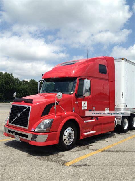 2011 volvo semi truck 2011 volvo vnl64t 670