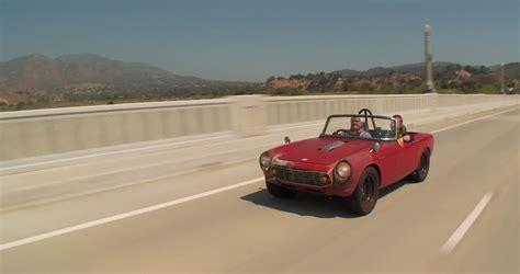 Jay Leno Drives A Motorcycle-powered 1964 Honda S600 Hot