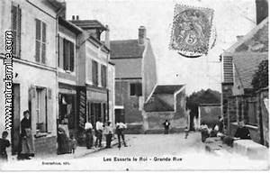 Les Essarts Le Roi : photos et cartes postales anciennes de les essarts le roi 78690 ~ Medecine-chirurgie-esthetiques.com Avis de Voitures