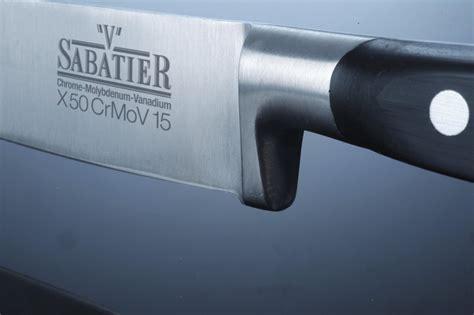 Richardson Sheffield V Sabatier Knives Review