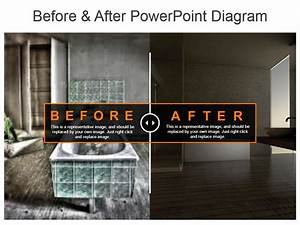 Before And After Powerpoint Diagram