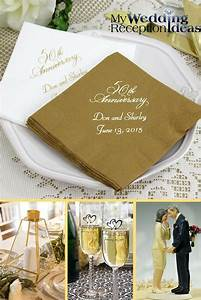 67 best 50th anniversary party ideas images on pinterest With 50th wedding anniversary favors