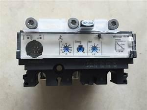 Schneider Micrologic Breaker Lv429170 Telemecanique