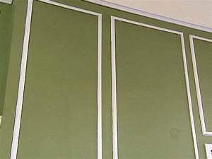 How to Create Paneled Walls HGTV