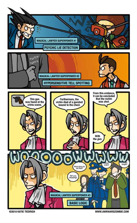Ace Attorney Memes - image 499224 phoenix wright ace attorney know your meme