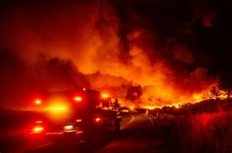 california wildfires update maria fire  contained