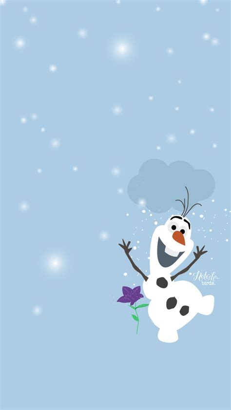 Wallpaper Disney Iphone by Olaf Iphone5 2 Wallpapers Disney Other