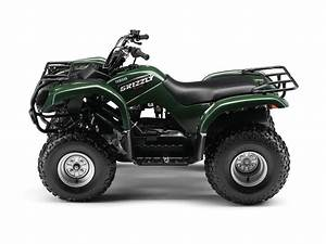Yamaha Grizzly 125 - 2008  2009